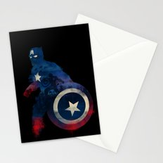 For Truth And Justice Stationery Cards