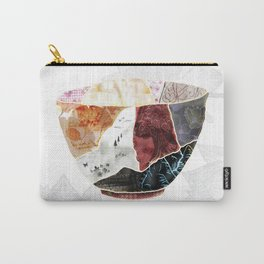 Kintsugi Brokenness Into Beauty  Carry-All Pouch