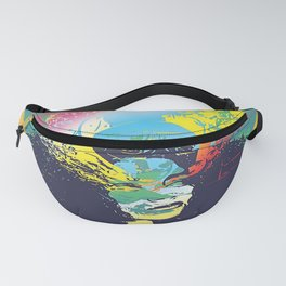 Power of the eyes Fanny Pack
