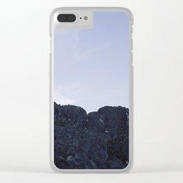 Serra 8 Clear iPhone Case