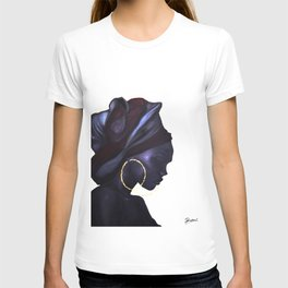 Purple Hues T-shirt