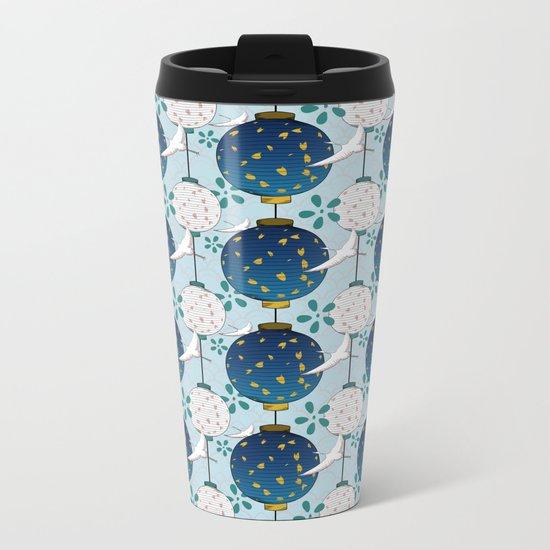 A thousand years Metal Travel Mug