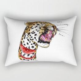 Cheet-Ahh Rectangular Pillow