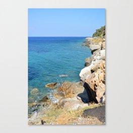 Samos  Canvas Print