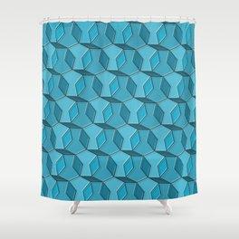 Geometrix 159 Shower Curtain