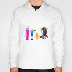 Adventure Time Gang Hoody