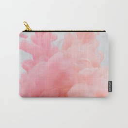 Pink Smoke Carry-All Pouch