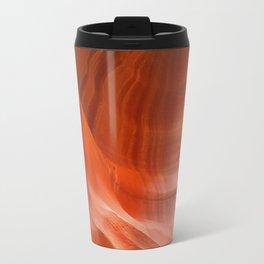 Waves in Antelope Canyon Travel Mug