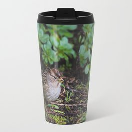Small Mendocino Bird Travel Mug