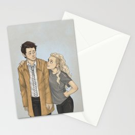 Cas & Claire Stationery Cards