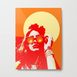 Fashion & pop Metal Print