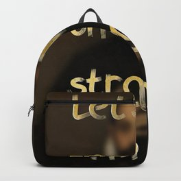 LGBT Quotes Backpack