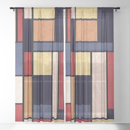 Madison Sheer Curtain