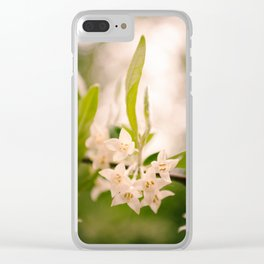 Floral Tranquility - Flora / Botanical - Nature Photograph Clear iPhone Case