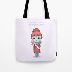 My Little Accident  Tote Bag