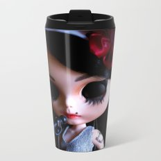Blythe Winehouse Metal Travel Mug