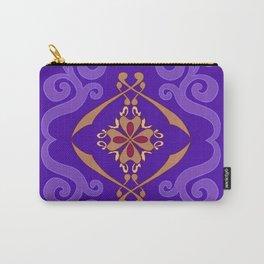 Aladdin Purple Magic Carpet Carry-All Pouch