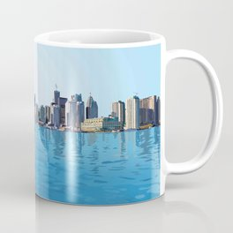 Queen City, Toronto Coffee Mug