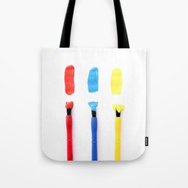 Primary! Tote Bag