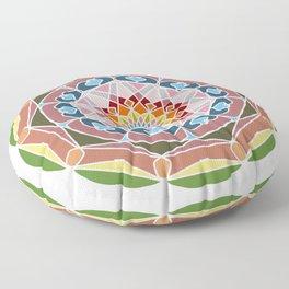 Holi festival colors Floor Pillow