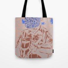 Spray Cop Volume Two Tote Bag