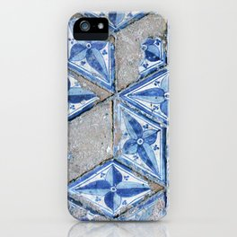 Tiling with pattern iPhone Case
