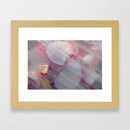 petals 2 Framed Art Print