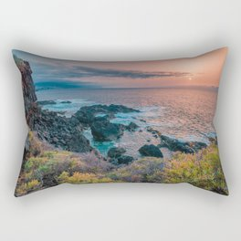 Tenerife, Spain #society6 #decor #buyart Rectangular Pillow