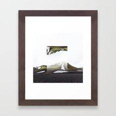 Solitude.  Framed Art Print