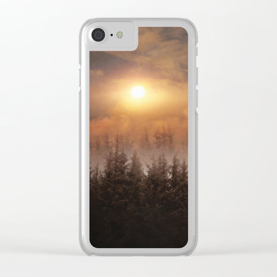 A new beginning IX Clear iPhone Case