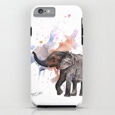 Dancing Elephant Painting Tough Case iPhone 6