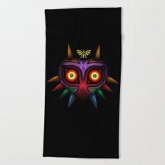 Majora's Mask Beach Towel