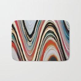 Waves of Color Bath Mat
