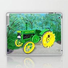 Old John Deer Laptop & iPad Skin
