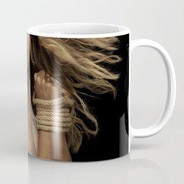 Tied up Blonde Coffee Mug