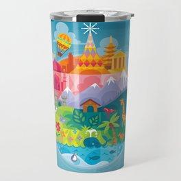 Small World Travel Mug