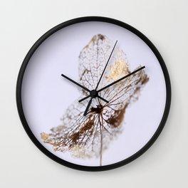 Delicate  - JUSTART © Wall Clock