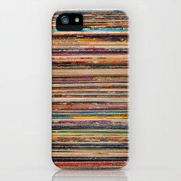 Vinyl iPhone Case
