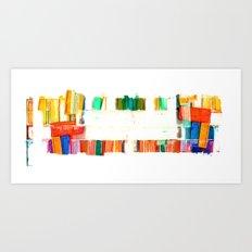 colors.2 Art Print