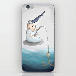 Fisher iPhone Skin