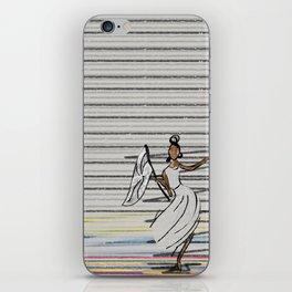 Porta-bandeira / Flag bearer iPhone Skin