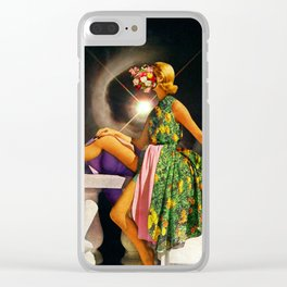 Tonight's the Night Clear iPhone Case
