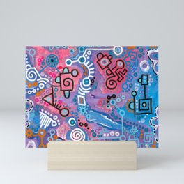 """Not Untitled"" Mini Art Print"
