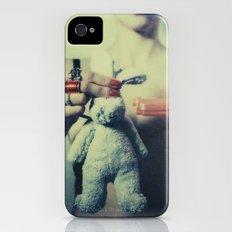 The Bunny iPhone (4, 4s) Slim Case