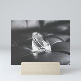 Diamond Crystal Mini Art Print