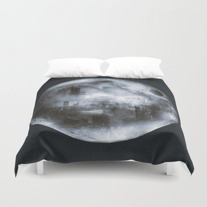 The Dark Side of the Moon Duvet Cover
