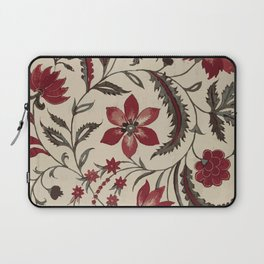 Indian flower Laptop Sleeve