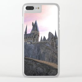 The Castle Clear iPhone Case
