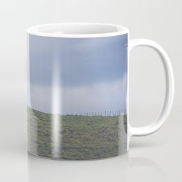 NEW ZEALAND ROADTRIP CLASSIC LANDSCAPE VIEW Coffee Mug