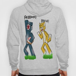 Stampy and Squid Hoody